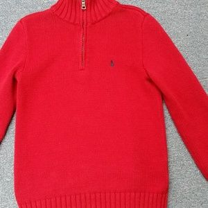 Boys Ralph Lauren Polo Long Sleeve Pullover Small